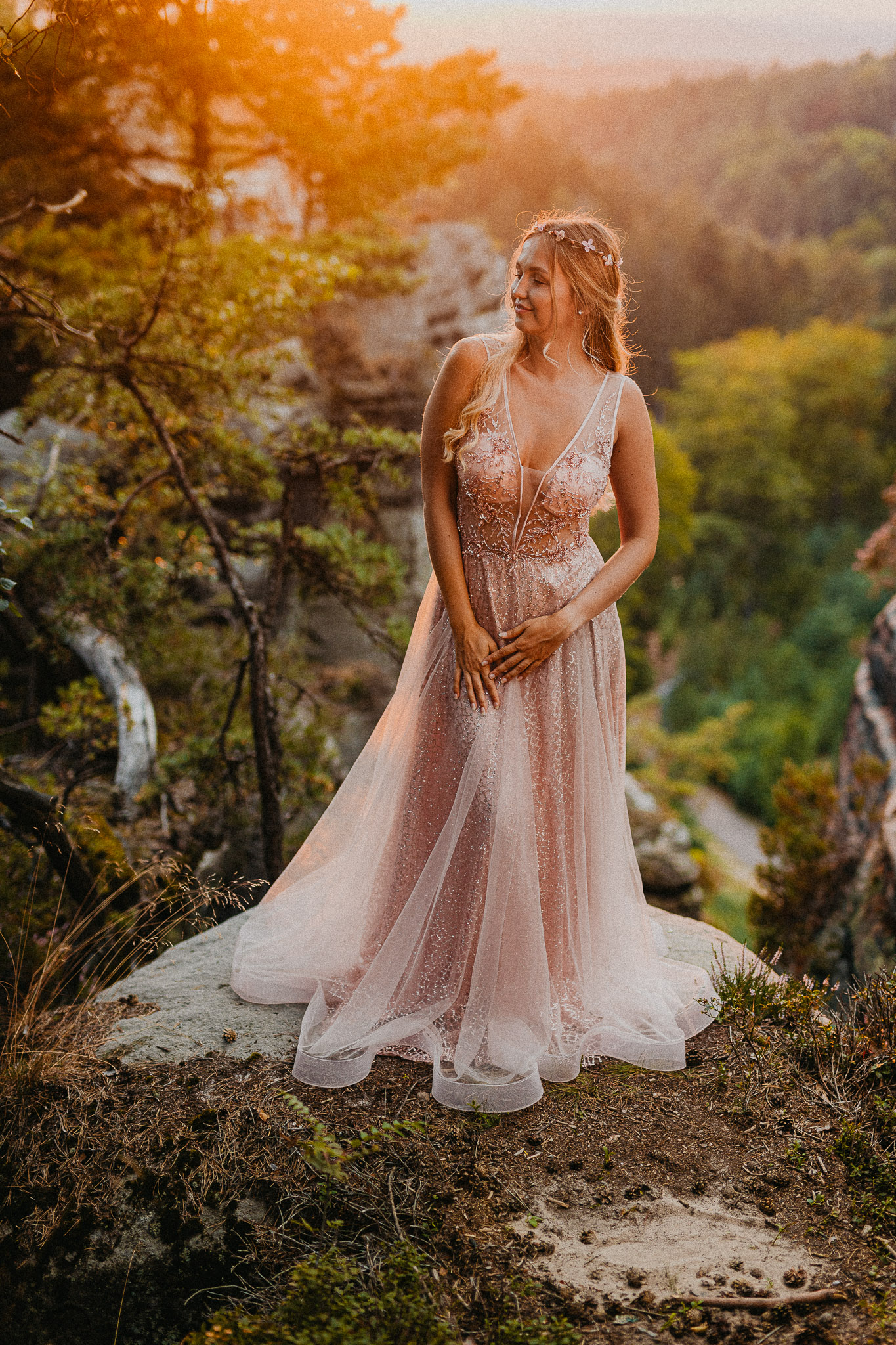 fotograf český ráj svatba