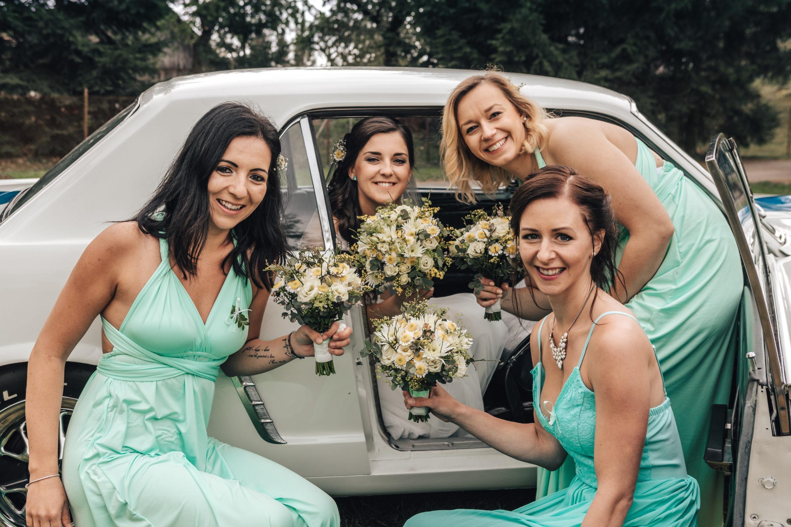 svatba družičky