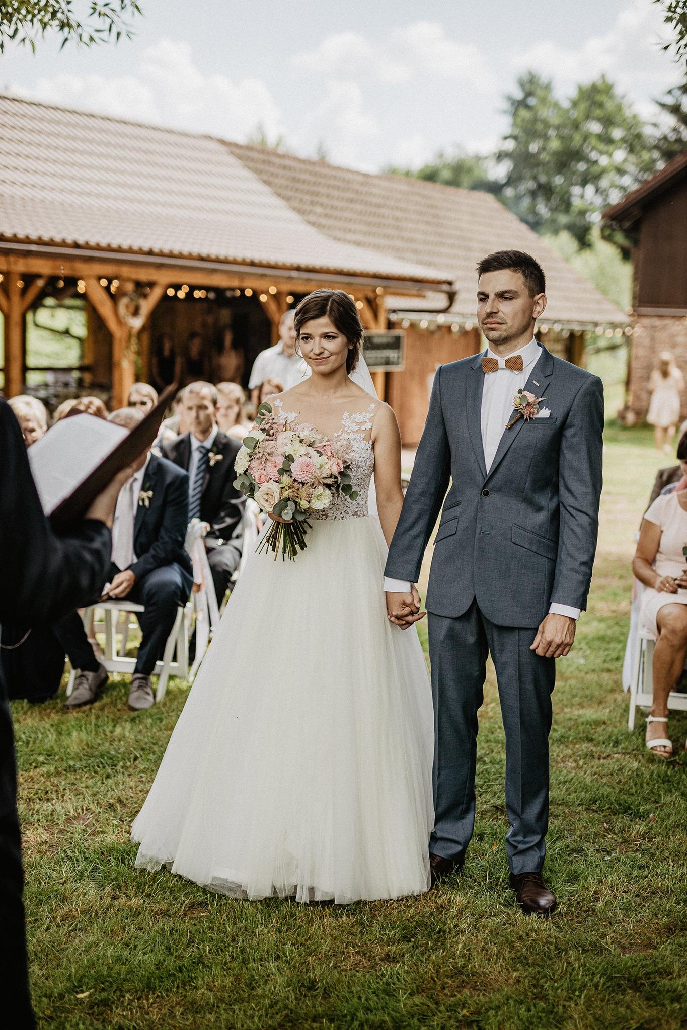 obřad svatba jičín fotograf