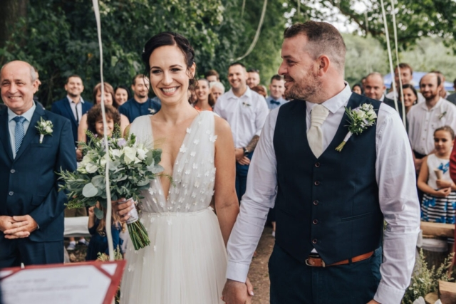 svatební obřad jičín fotograf