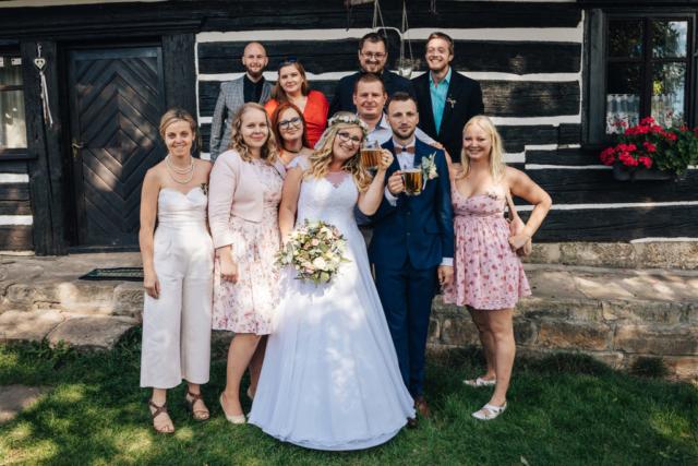 svatební focení svatba
