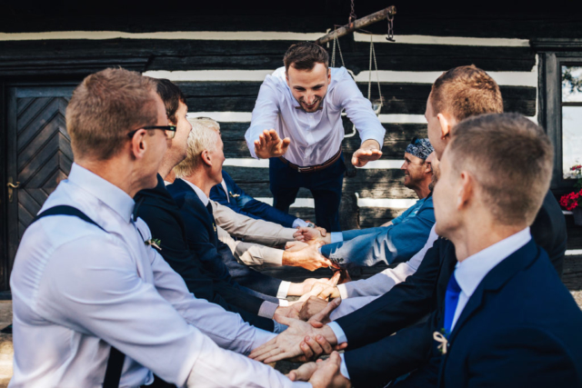 ženich fotografie svatba