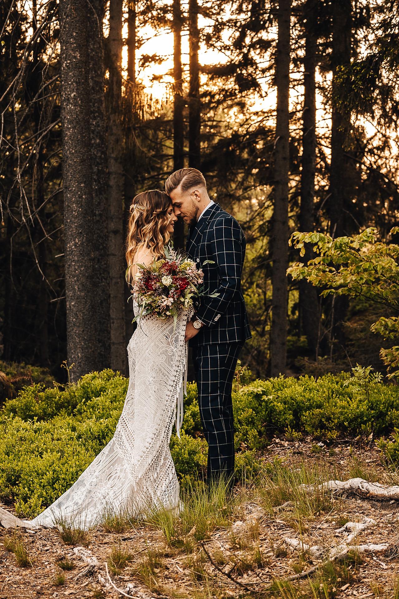 svatba v přírodě jičín fotograf