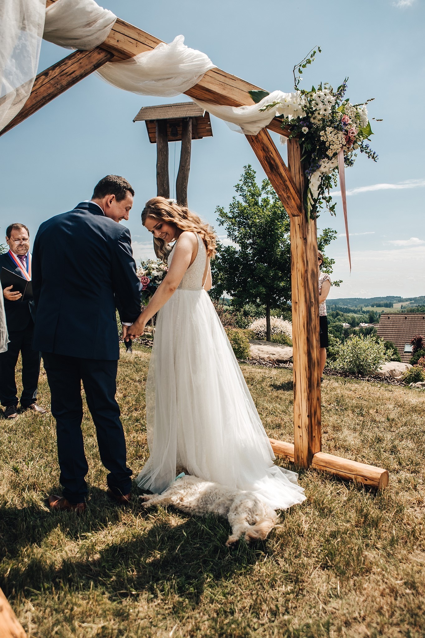 svatební obřad fotograf jičín