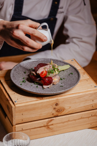 jídlo fotograf