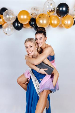 maturitní ples fotokoutek