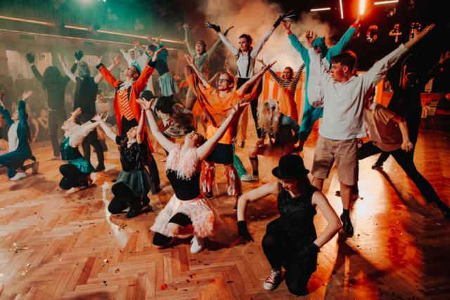 maturitní ples LG fotograf
