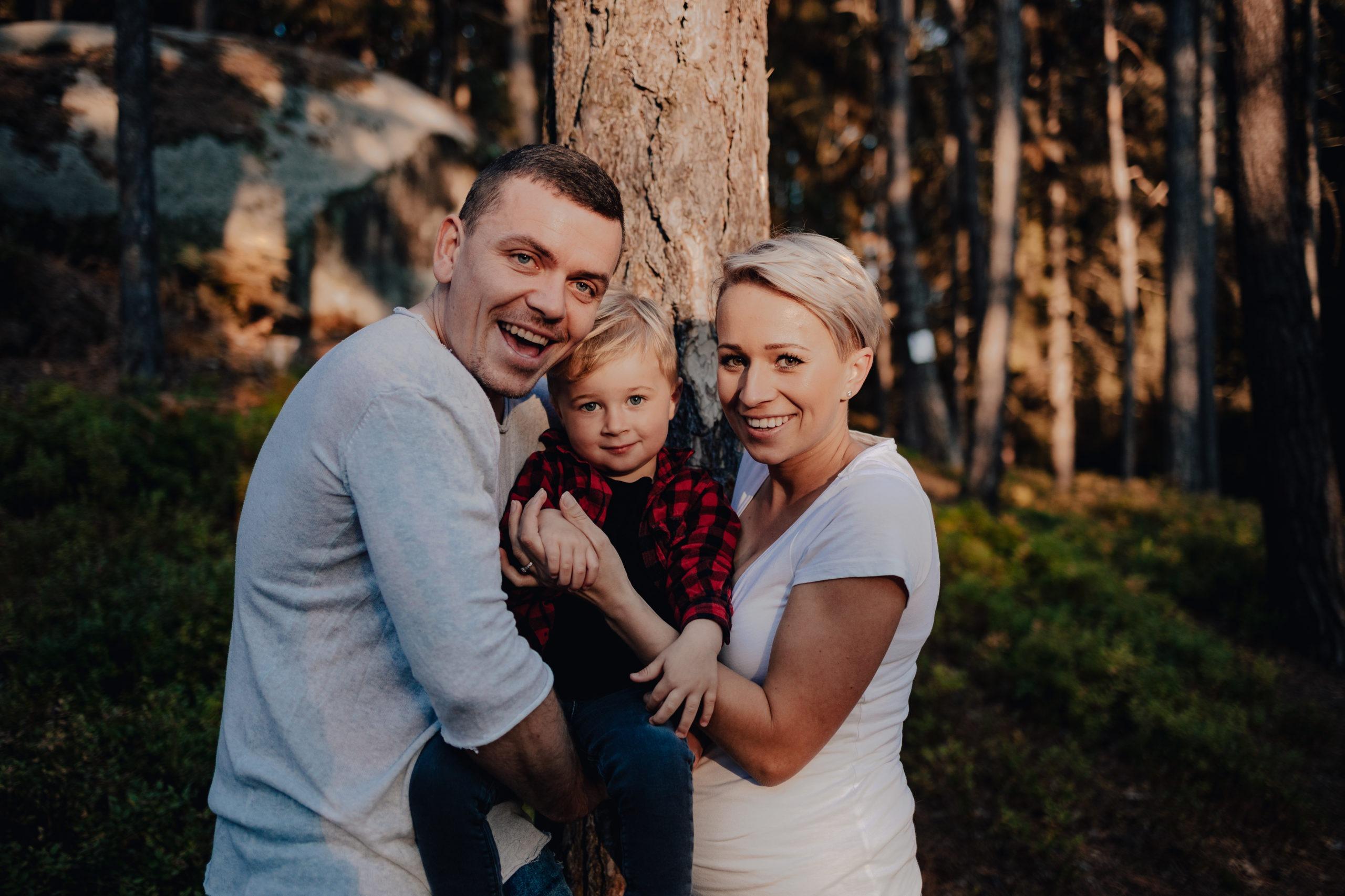 rodinné fotografování jičín