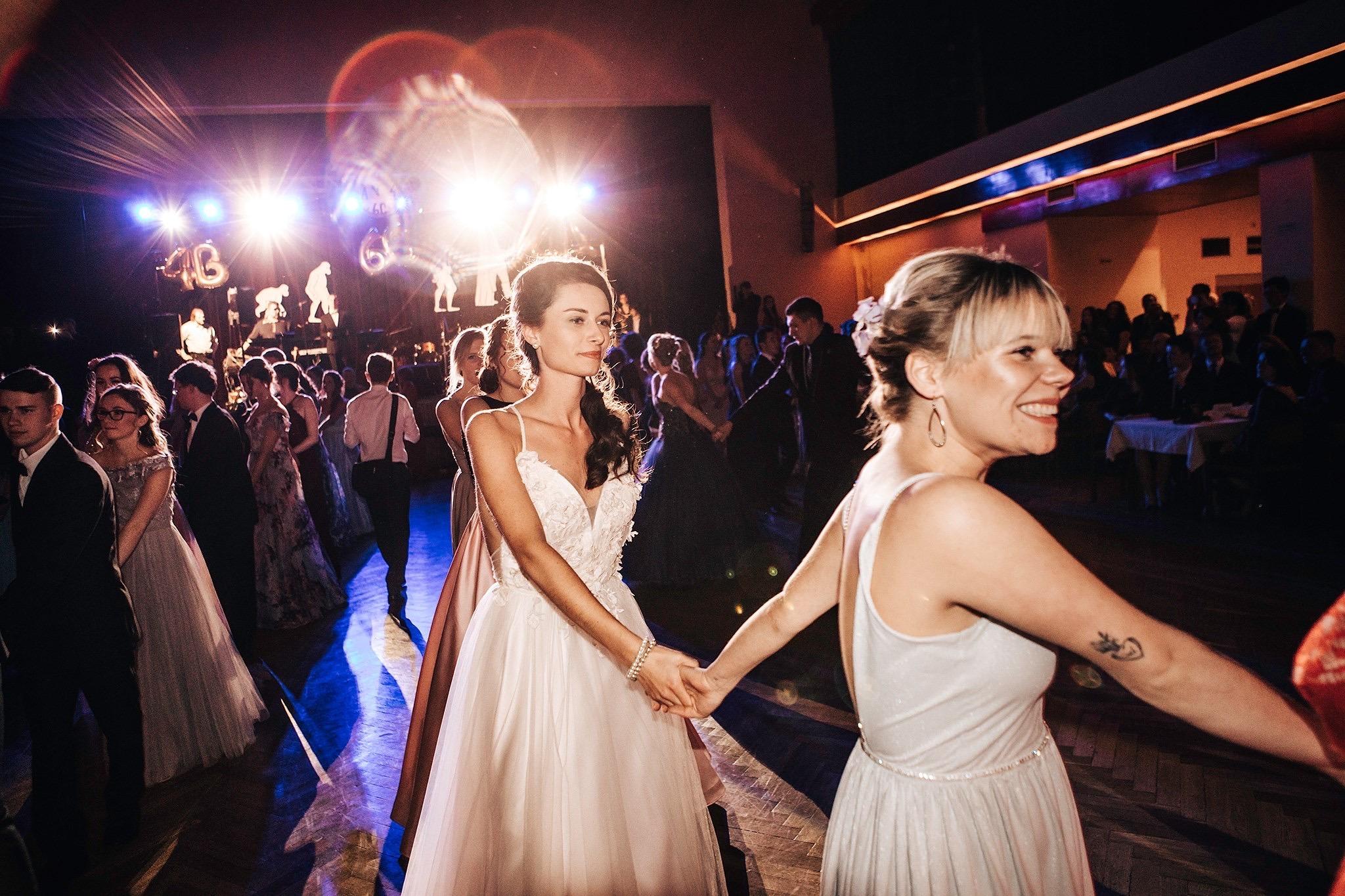 maturitní ples Hořice